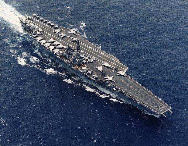 File:Forrestal class aircraft carrier.jpg