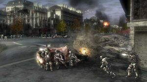 Siege of Moscow (EndWar universe)