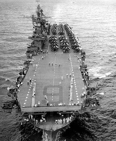 File:Yorktown class aircraft carrier.jpg
