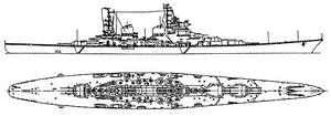 Stalingrad class battlecruiser