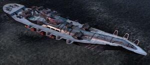 Nod Battleship