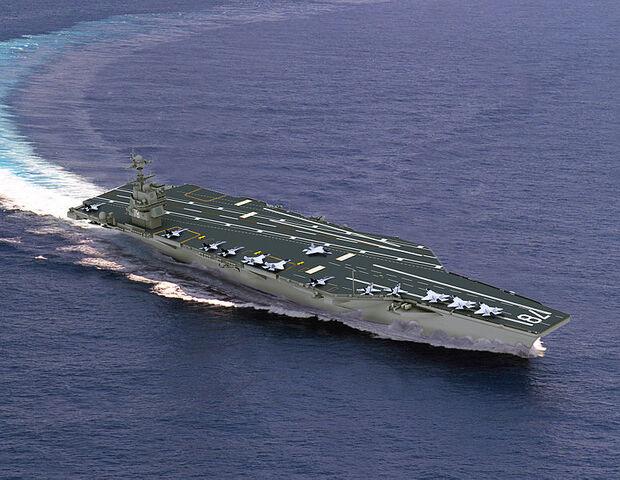 File:Gerald R. Ford class aircraft carrier.jpg