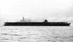 JDS Shōkaku class aircraft carrier