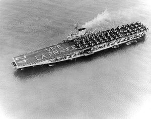 USS Franklin D. Roosevelt (CVB-42)