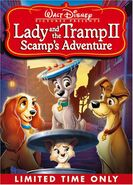 Lady and the tramp 2limitededition