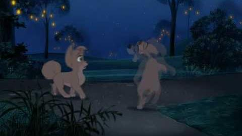 Lady and the tramp 2 - I Didn't Know That I Could Feel This Way