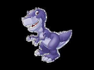 Fandom powered by wikia - Petit pieds dinosaure ...