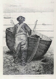 Barwell frederick bacon fisherman