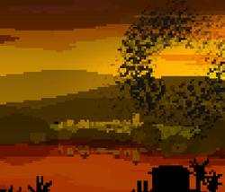 Crow swarm