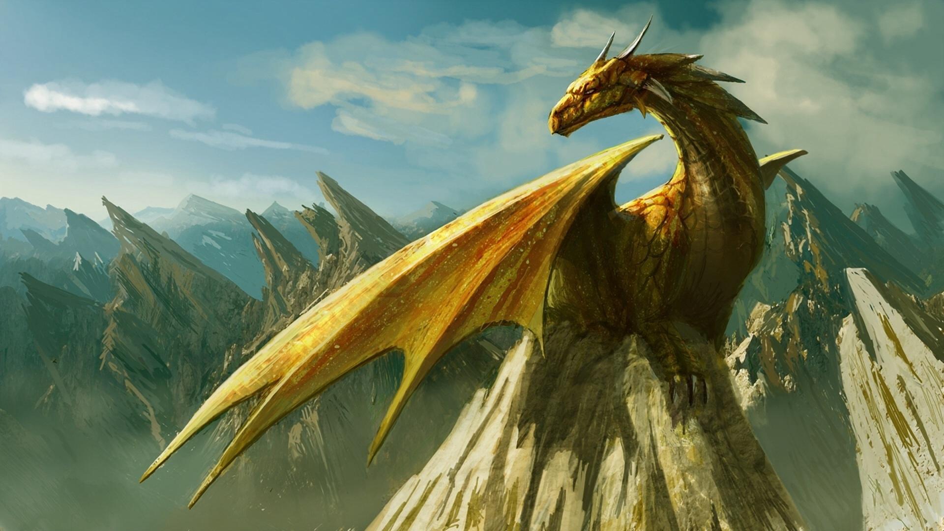 History Edit. Gawain was the last dragon ...