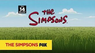 The All-New FOX Sunday THE SIMPSONS