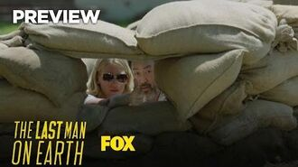 Preview A Madman Is On The Loose! Season 3 Ep. 3 THE LAST MAN ON EARTH