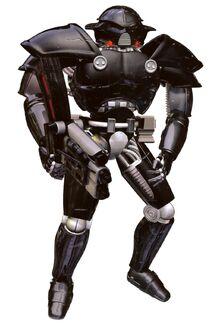 Phase III dark trooper