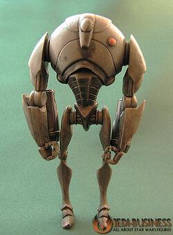 Flamethrower B2 droid