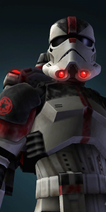 Imperial Jumptrooper Elite variant