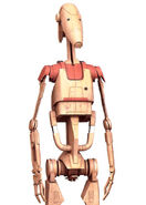 OOM Security Battle Droid