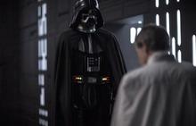 Vader with Krennic