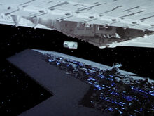 Vader's forces at Fresia