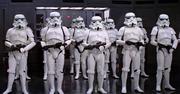 Stormtroopers inside Star Destroyer