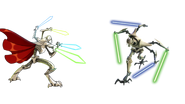 Grievous Hero vs Grievous Villain
