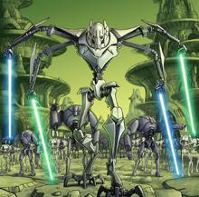 Supreme Commander of the Droid Armies