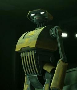 Tactical Droid Commander