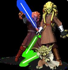 Jedi are bad