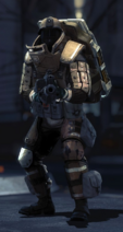 Rocket Trooper (The New Order)