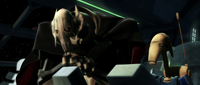 Grievous and OOM