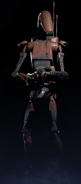 SWBF2 Heavy battle droid