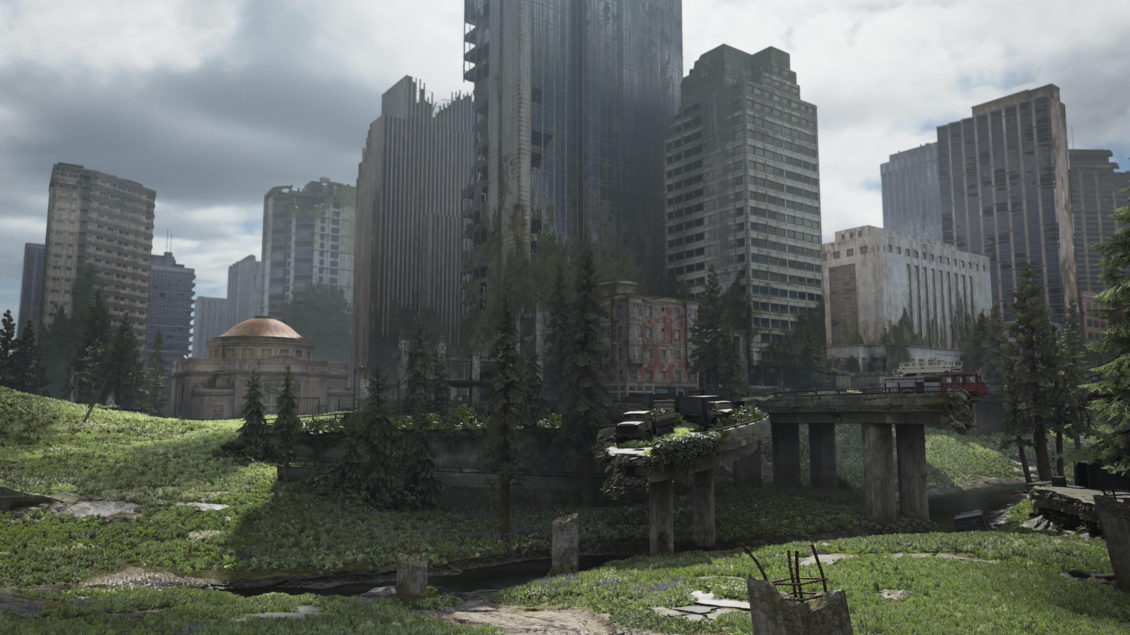 Seattle   The Last of Us Wiki   Fandom