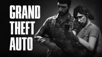 THE LAST OF US in GTA V @LisHard4