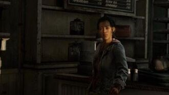 The Last of Us ¿Una niña de contrabando?-0
