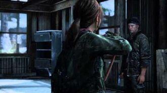 31) Ты поправишься. Кат-сцены Одни из нас обновленная версия PS4 (18 )