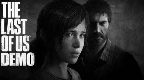 The Last of Us Demo - Playthrough - Hard