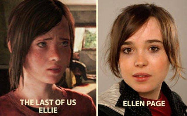Ellen Page Look Alike