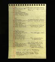 Tess List