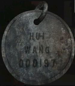 Medalion - Hui Wang
