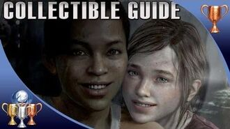 The Last of Us - Left Behind - ALL Collectibles Locations (Picked Clean Trophy Guide) Artifacts