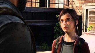 35) Я не могу все бросить. Кат-сцены Одни из нас обновленная версия PS4 (18 )