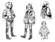 American Dreams Sketches 03