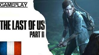 FR FIRST GAMEPLAY THE LAST OF US PART II