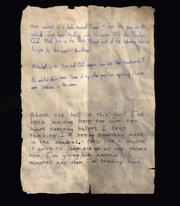 Smuggler Note
