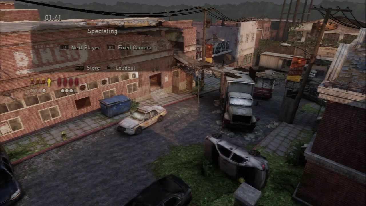 Bills Stadt (Multiplayer) | The Last of Us Wiki | Fandom