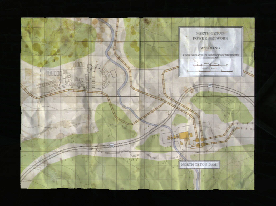 Power Plant Map | The Last of Us Wiki | FANDOM powered by Wikia