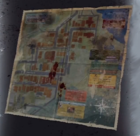 Lake Resort Map | The Last of Us Wiki | FANDOM powered by Wikia