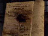 Smoke: Chemistry