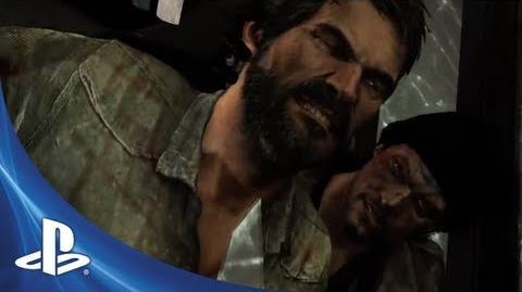 The Last of Us - 2012 Gamescom Trailer