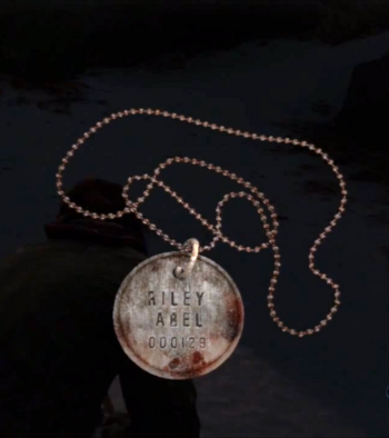 Rileys pendant the last of us wiki fandom powered by wikia rileys pendant aloadofball Choice Image