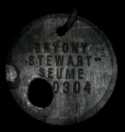 Medalion - Bryony Stewart-Seume